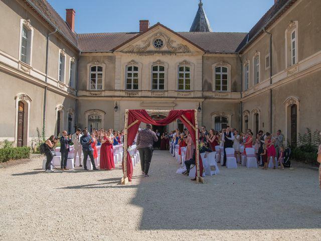 Le mariage de Myriam et Jonathan à Passins, Isère 5