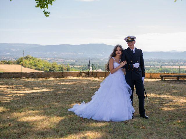 Le mariage de Myriam et Jonathan à Passins, Isère 1