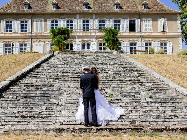 Le mariage de Myriam et Jonathan à Passins, Isère 8