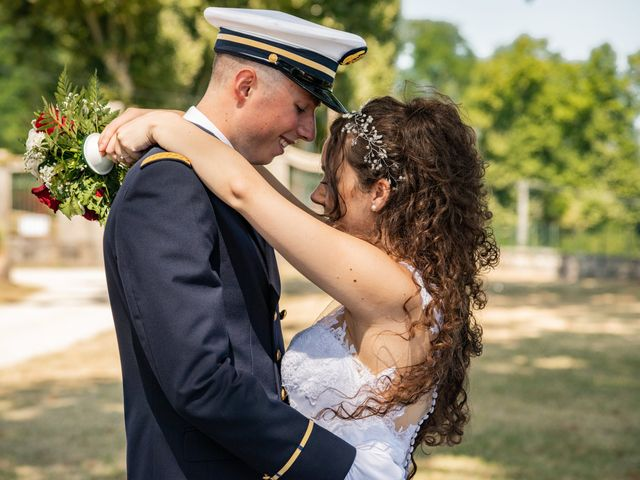 Le mariage de Myriam et Jonathan à Passins, Isère 2