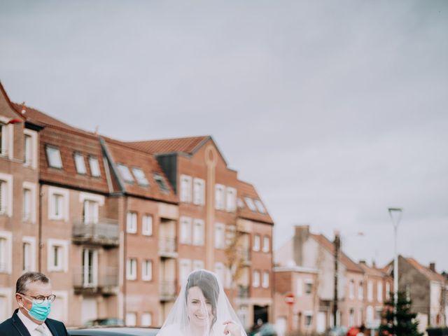 Le mariage de Alexis et Marie à Méricourt, Pas-de-Calais 19