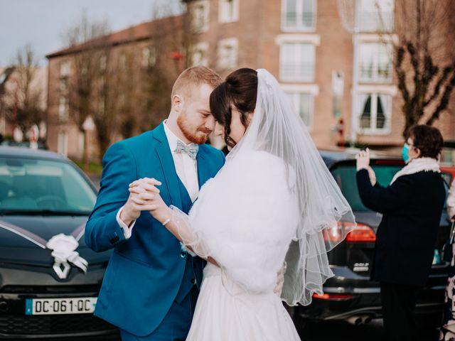 Le mariage de Alexis et Marie à Méricourt, Pas-de-Calais 27