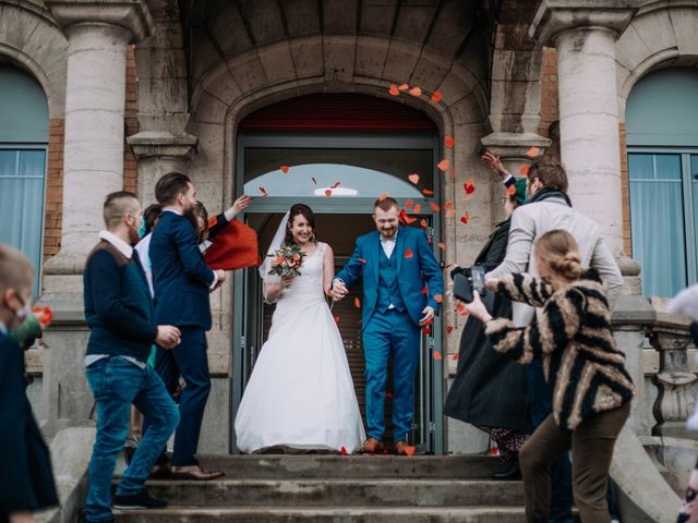 Le mariage de Alexis et Marie à Méricourt, Pas-de-Calais 40