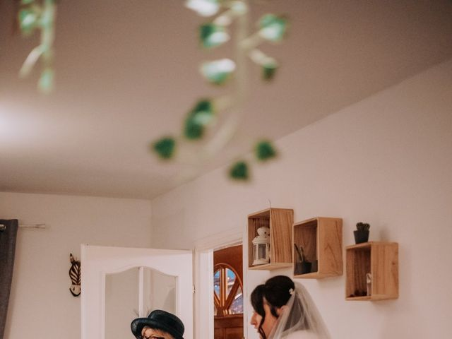 Le mariage de Alexis et Marie à Méricourt, Pas-de-Calais 59
