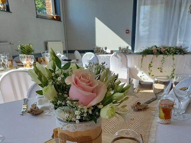 Le mariage de Hébert  et Melissandre  à Bosville, Seine-Maritime 4