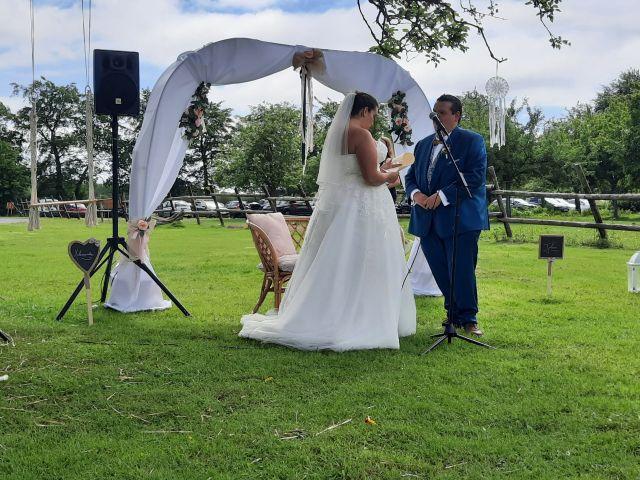 Le mariage de Melissandre  et Hébert