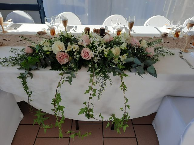 Le mariage de Hébert  et Melissandre  à Bosville, Seine-Maritime 6
