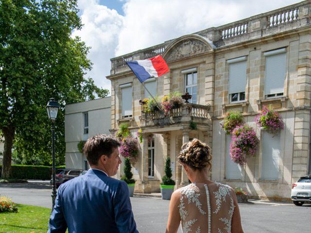 Le mariage de Julien et Nathalie à Bordeaux, Gironde 16
