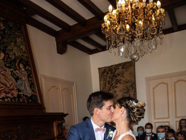 Le mariage de Julien et Nathalie à Bordeaux, Gironde 17