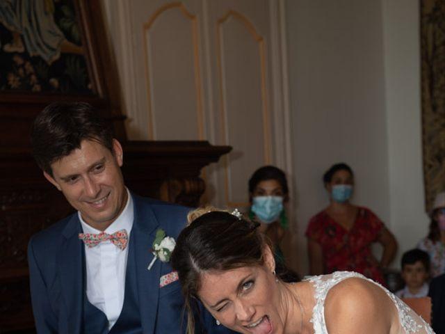 Le mariage de Julien et Nathalie à Bordeaux, Gironde 18