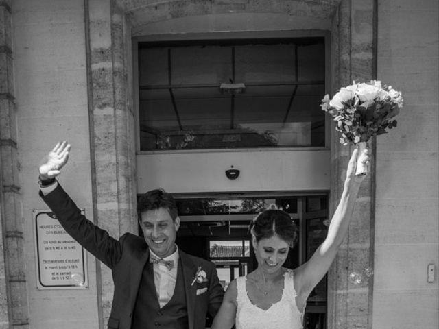 Le mariage de Julien et Nathalie à Bordeaux, Gironde 19