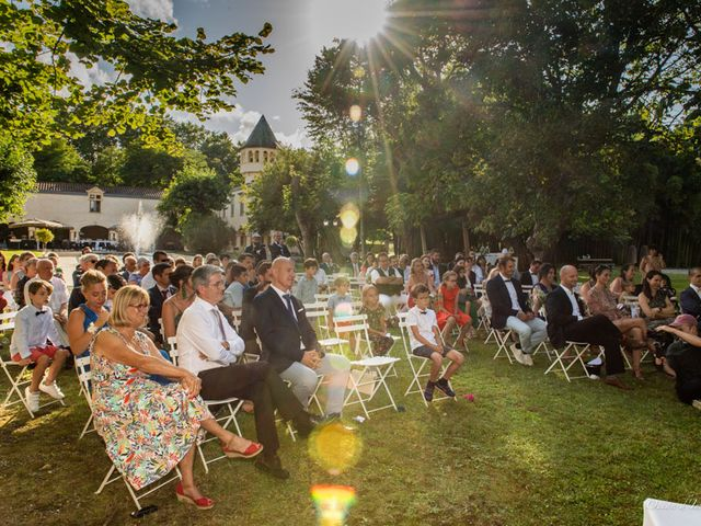 Le mariage de Julien et Nathalie à Bordeaux, Gironde 23