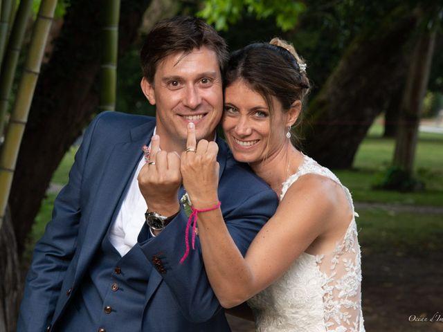 Le mariage de Julien et Nathalie à Bordeaux, Gironde 26
