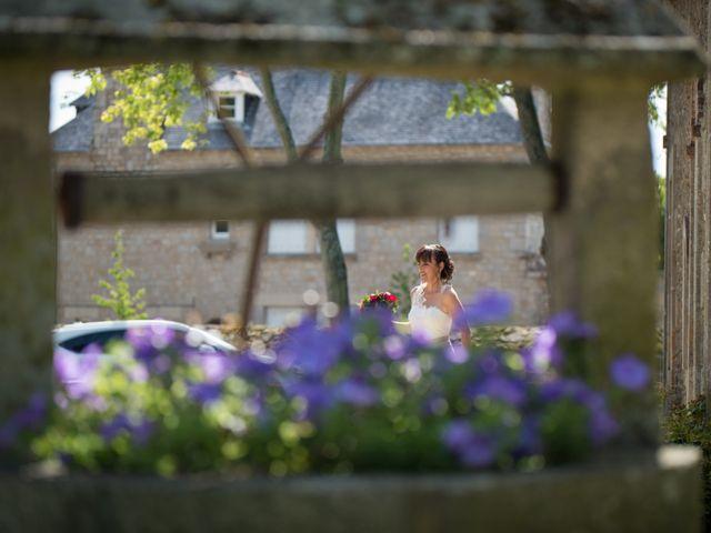 Le mariage de Pascal et Marina à Trégon, Côtes d'Armor 1