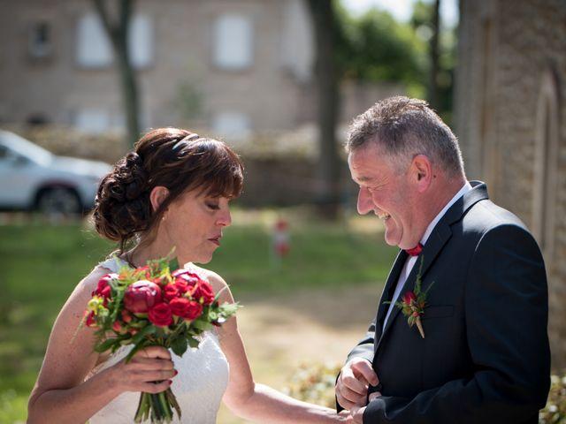 Le mariage de Pascal et Marina à Trégon, Côtes d'Armor 2