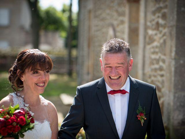 Le mariage de Pascal et Marina à Trégon, Côtes d'Armor 3