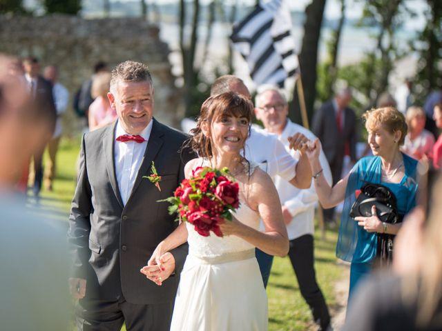 Le mariage de Pascal et Marina à Trégon, Côtes d'Armor 35