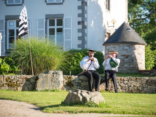 Le mariage de Pascal et Marina à Trégon, Côtes d'Armor 43
