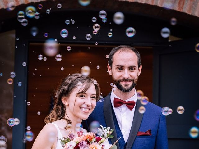 Le mariage de Jérémy et Emilie à Noé, Haute-Garonne 8