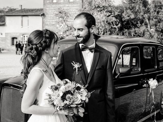 Le mariage de Jérémy et Emilie à Noé, Haute-Garonne 10