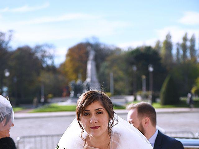 Le mariage de David et Julie à Calais, Pas-de-Calais 14