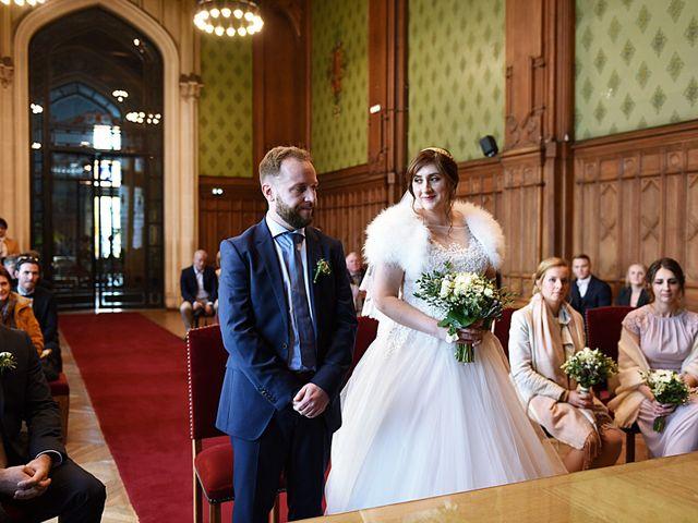 Le mariage de David et Julie à Calais, Pas-de-Calais 19