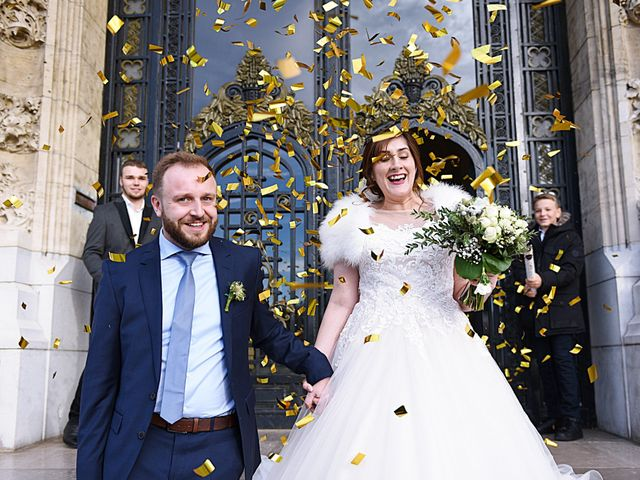 Le mariage de David et Julie à Calais, Pas-de-Calais 21