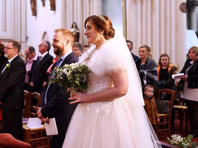 Le mariage de David et Julie à Calais, Pas-de-Calais 25