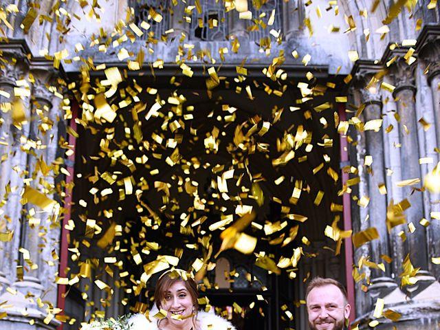 Le mariage de David et Julie à Calais, Pas-de-Calais 27