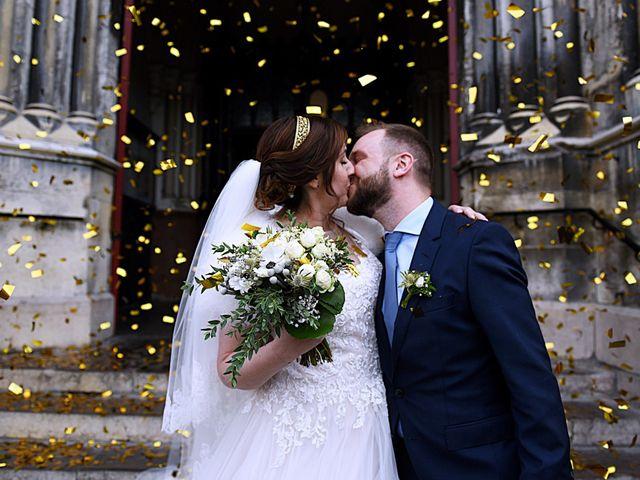 Le mariage de David et Julie à Calais, Pas-de-Calais 28
