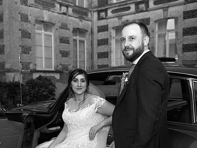 Le mariage de David et Julie à Calais, Pas-de-Calais 33