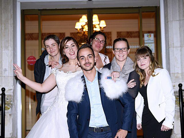 Le mariage de David et Julie à Calais, Pas-de-Calais 52