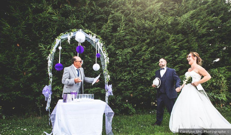 Le mariage de Arnaud et Stephanie à Lavaur, Tarn