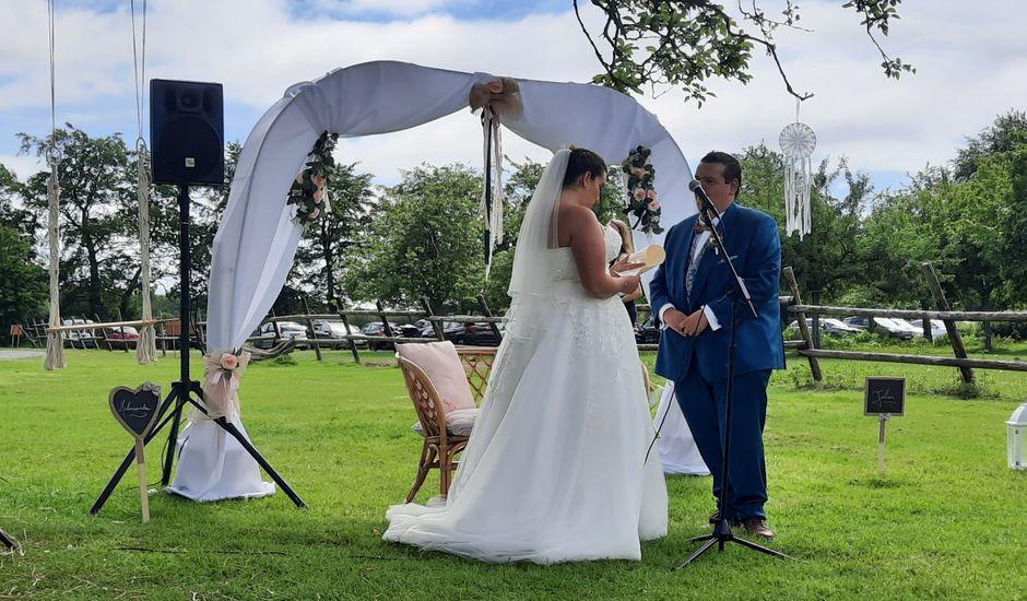 Le mariage de Hébert  et Melissandre  à Bosville, Seine-Maritime