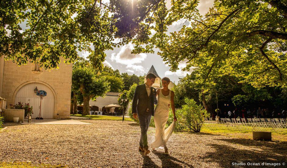 Le mariage de Julien et Nathalie à Bordeaux, Gironde
