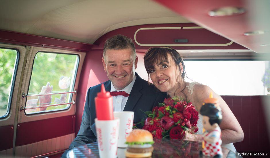 Le mariage de Pascal et Marina à Trégon, Côtes d'Armor