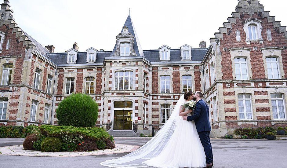 Le mariage de David et Julie à Calais, Pas-de-Calais
