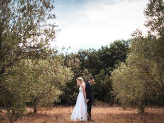 Le mariage de Eva et Xavier