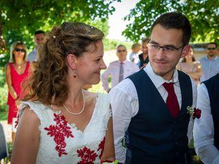 Le mariage de Sabrina et Mathias