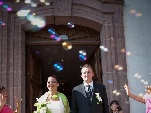 Le mariage de Stéphanie et Régis à Merxheim, Haut Rhin 13