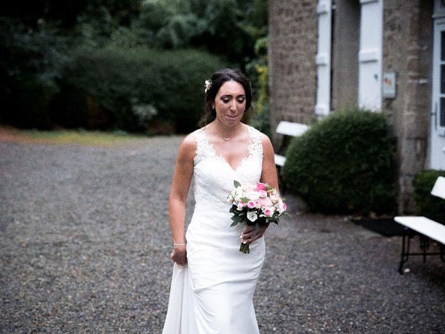 Le mariage de Sofyane et Lucille à Saint-Pierre-des-Landes, Mayenne 12