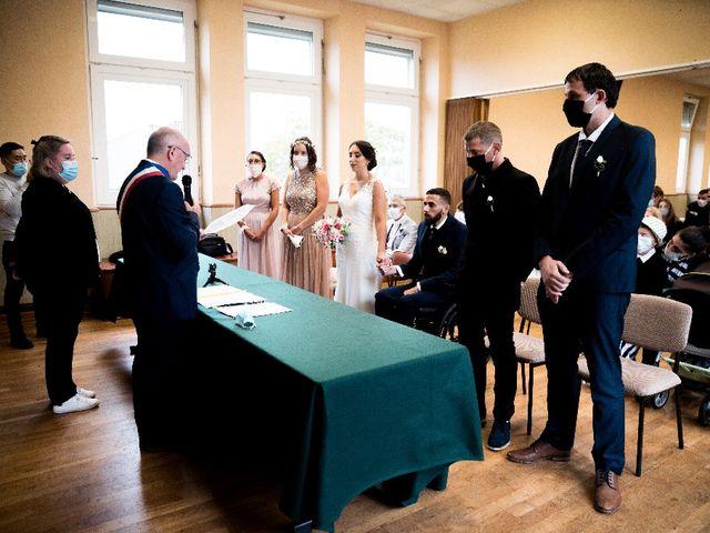 Le mariage de Sofyane et Lucille à Saint-Pierre-des-Landes, Mayenne 14