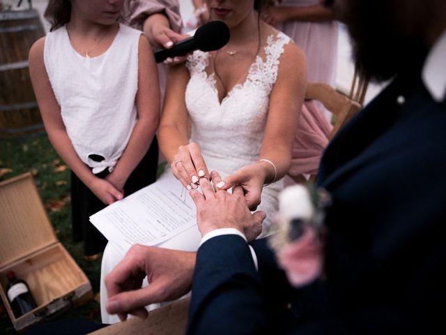 Le mariage de Sofyane et Lucille à Saint-Pierre-des-Landes, Mayenne 24