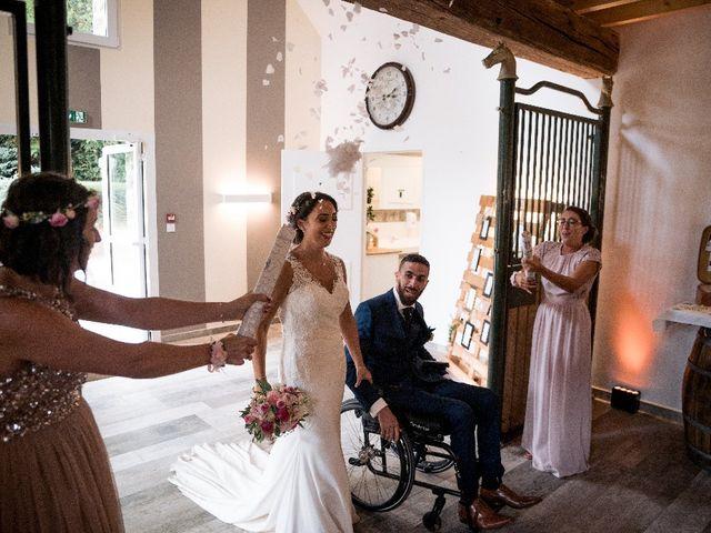 Le mariage de Sofyane et Lucille à Saint-Pierre-des-Landes, Mayenne 30