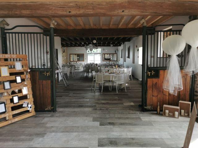 Le mariage de Sofyane et Lucille à Saint-Pierre-des-Landes, Mayenne 32