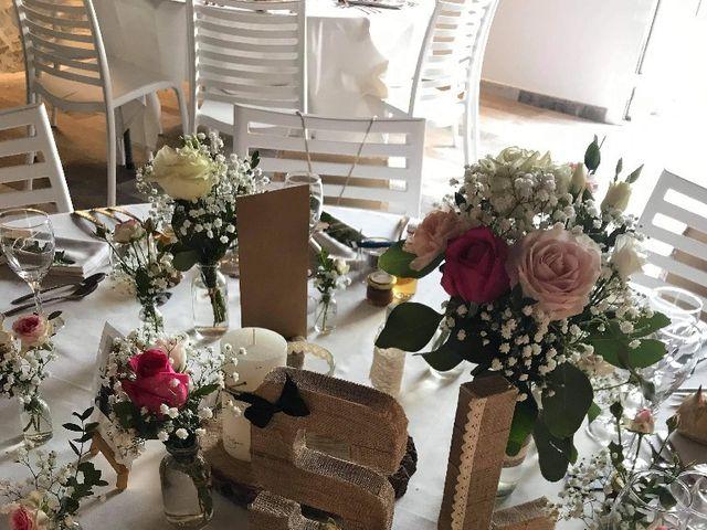 Le mariage de Sofyane et Lucille à Saint-Pierre-des-Landes, Mayenne 34