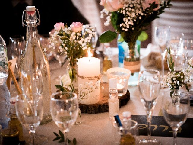 Le mariage de Sofyane et Lucille à Saint-Pierre-des-Landes, Mayenne 35