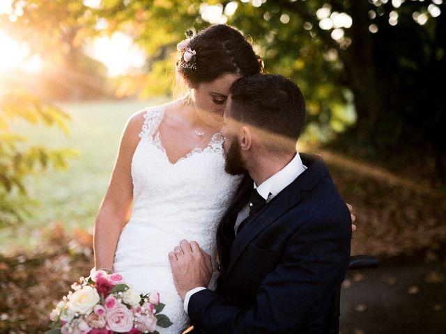 Le mariage de Lucille et Sofyane
