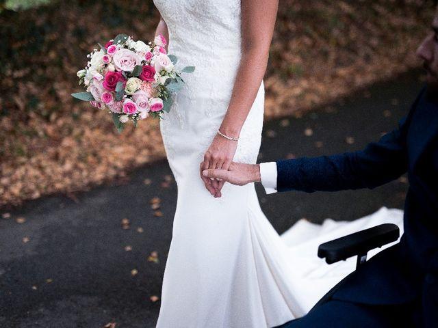 Le mariage de Sofyane et Lucille à Saint-Pierre-des-Landes, Mayenne 44