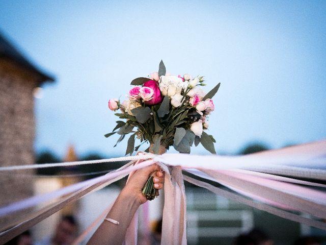 Le mariage de Sofyane et Lucille à Saint-Pierre-des-Landes, Mayenne 45